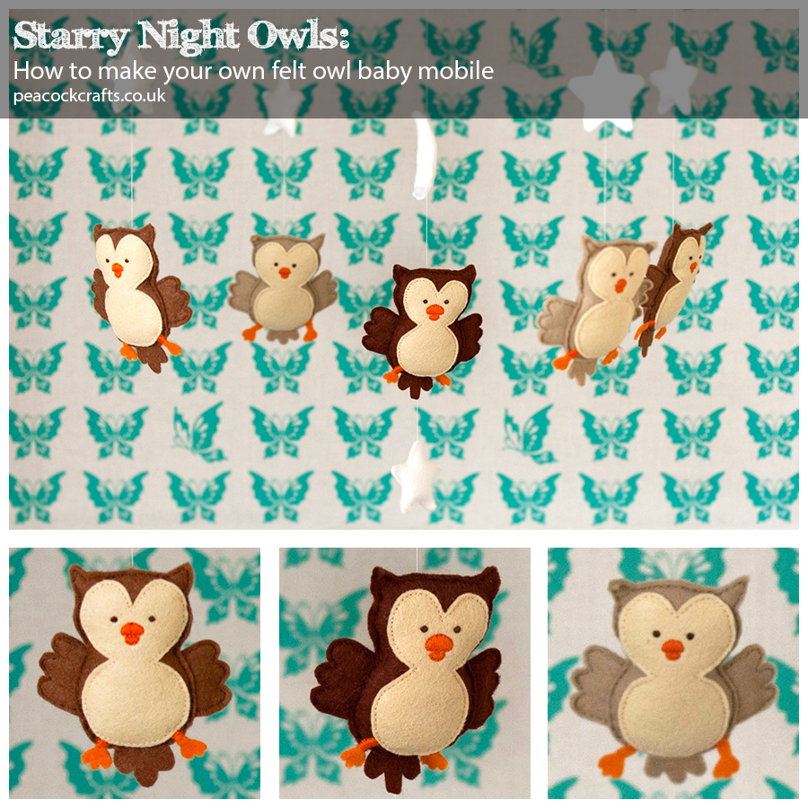 Starry Night Owl Mobile Overview