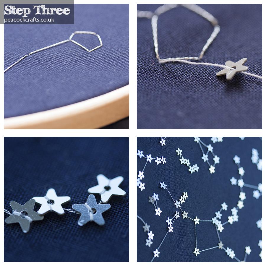 Star Chart Step Three